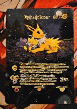 Fan makes expanded Pokemon TCG art, looks amazing ...
