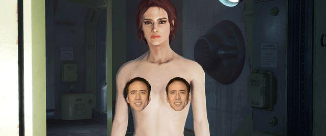 Glorious Nude Mod