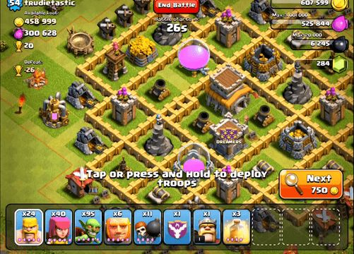 clash of clans beginner strategy