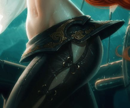 Oversexualized league of legends