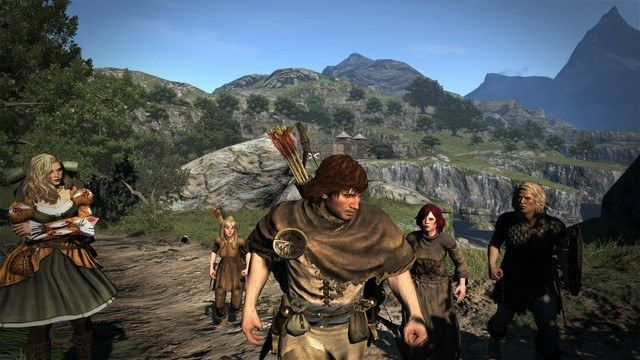 Dragon's Dogma main character