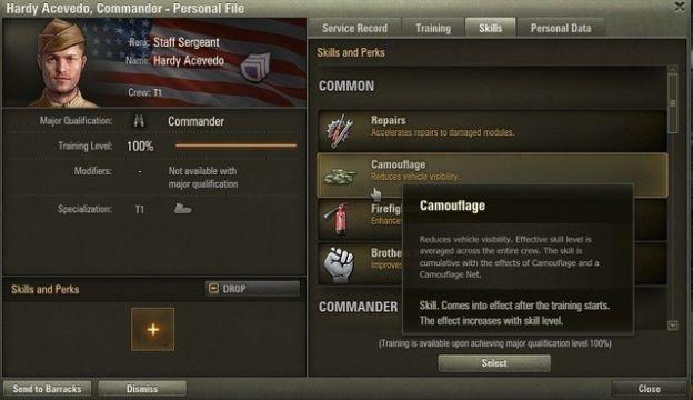 world of tanks crew