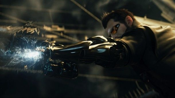 Screenshot of Deus Ex: Mankind Divided.