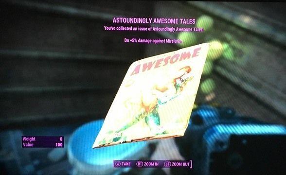 Fallout 4 perk book