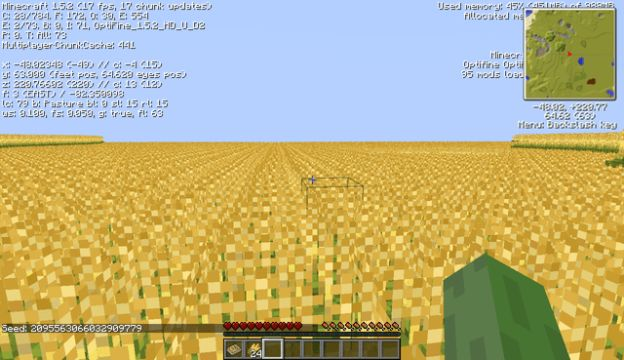 The 10 best Biomes o Plenty Minecraft seeds for lazy players