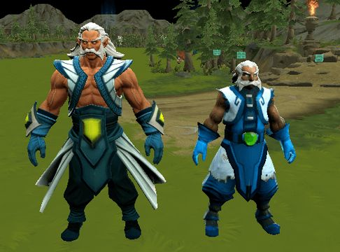 Dota 2 hero Zeus gets a new skin, and boy is it ugly | Dota 2