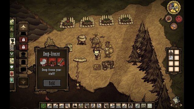 dont starve together how to use command