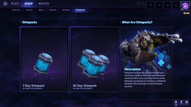 How to Level Your Account Quickly in Heroes of the Storm