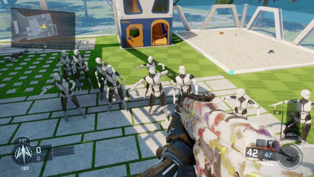 How to activate the Nuk3town easter egg in Call of Duty: Black Ops 3