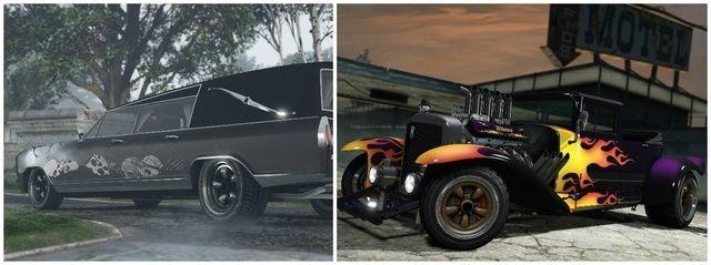 Details of GTA V's Halloween update revealed