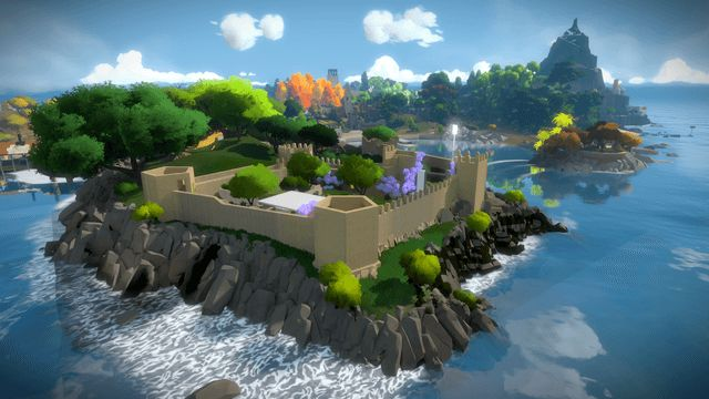 Image result for The Witness ios game