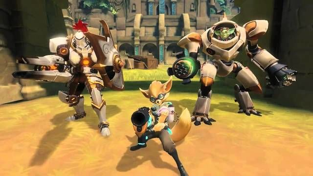 A first look at Hi-Rez's Paladins: Champions of the Realm