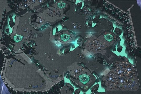 lock and load full map starcraft 2 allied commanders