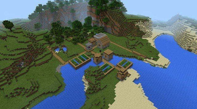 how to play minecraft co op pc and mobile