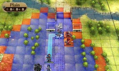 Fire Emblem Awakening grid