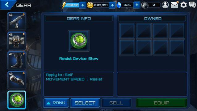Stark Industries Special Gear