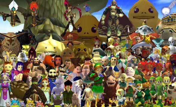 Rewind Review The Legend Of Zelda Ocarina Of Time Oot