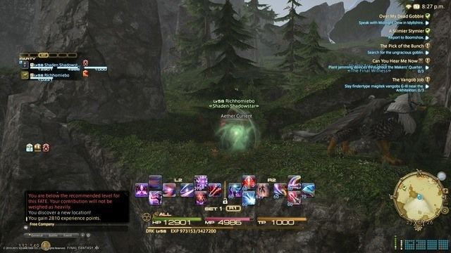 The Dravanian Hinterlands Aether Current Guide | Final