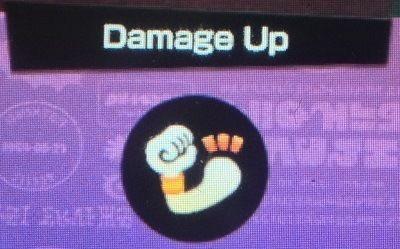 splatoon damage up