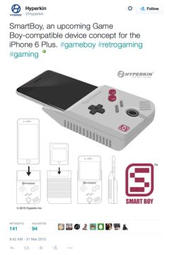 SmartBoy iPhone 6