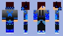 Cool Minecraft skins to rock with you blocks out | Minecraft