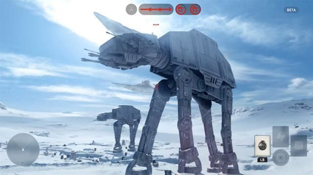 star wars battlefront beta walker assault