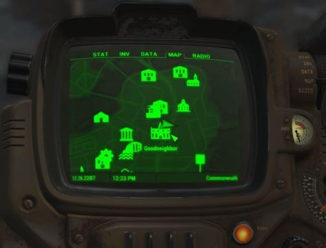 Fallout 4 Grognak And The Ruby Ruins Holotape Location And