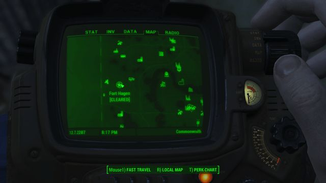 power armor location guide for fallout 4 with pictures