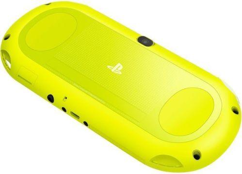PS Vita yellow color