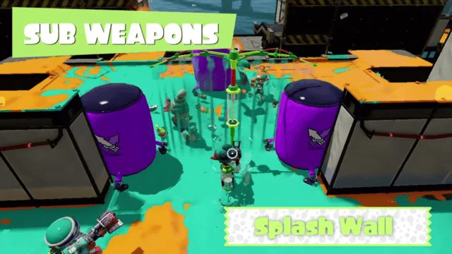 spatoon sub weapon guide strategy