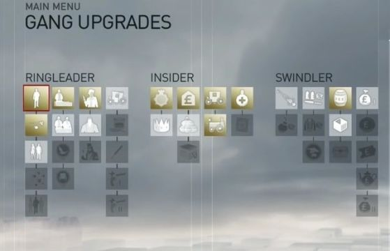 Assassin's Creed Syndicate gang upgrades