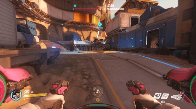 Overwatch payload defend
