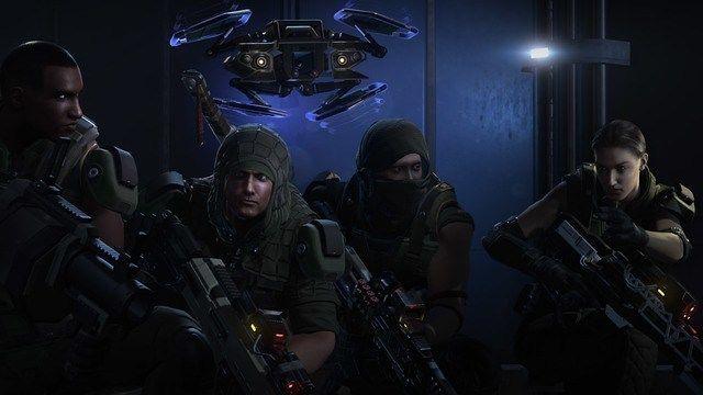 XCOM 2 soldiers