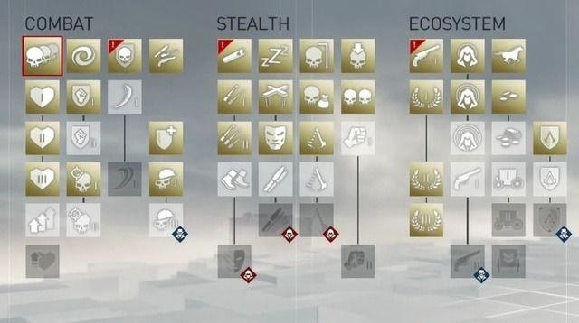 assassins creed origins crafting upgrades