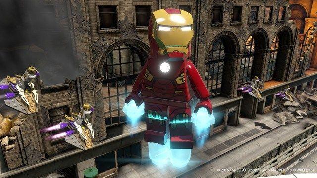 E3 2015 Announces LEGO: Marvel's Avengers - Coming Winter 2015