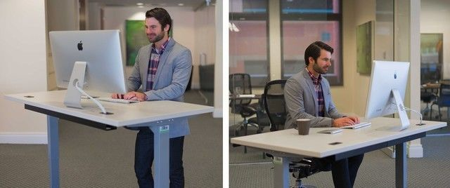Why Standing Desks Should Be In Every >> Should I Get A Standing Desk For Gaming A Complete Guide To Staying