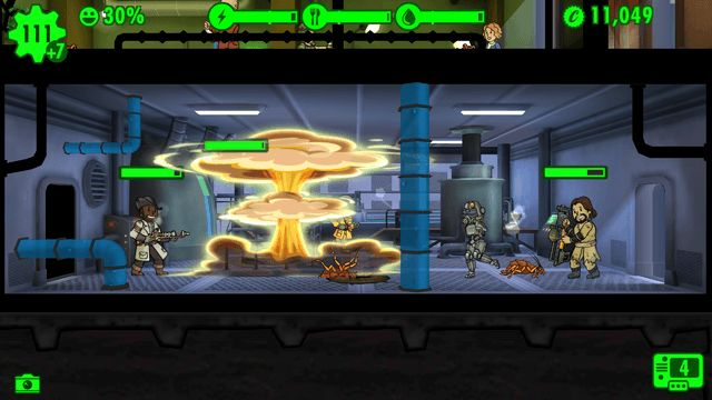fallout shelter tips vault dweller guide radroach