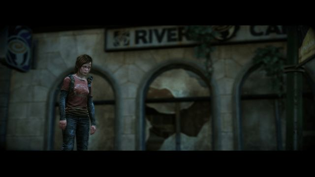 The Last of Us Ellie Photo Mode