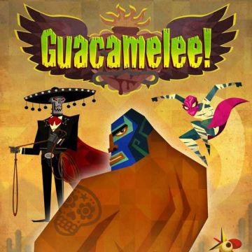 Guacamelee! promotional poster. From gamespot.com