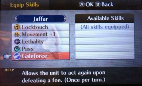 Fire Emblem Awakening - Making your Galeforce army | Fire