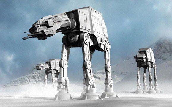 Star Wars Battlefront At-At