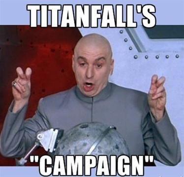 Doctor Evil Titanfall meme