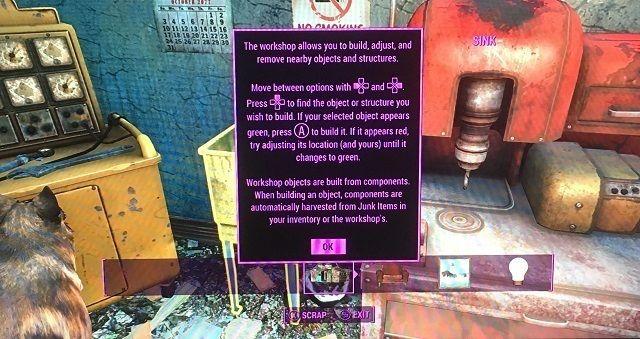 Fallout 4 settlement workshop