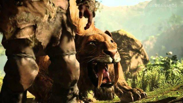 Far Cry Primal taming sabretooth