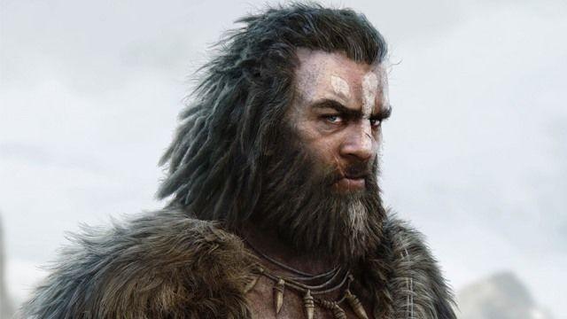 Far Cry Primal Takkar main character