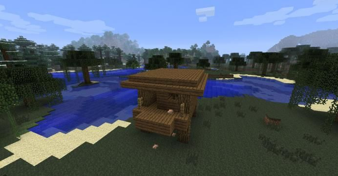 The Best Minecraft Seeds For Lazy People Minecraft