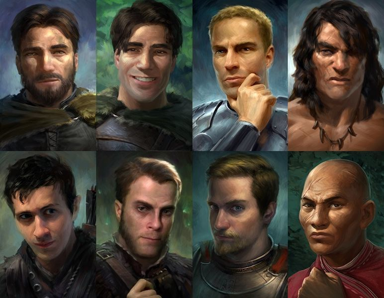 Pillars of Eternity Character Creation Guide | Pillars of