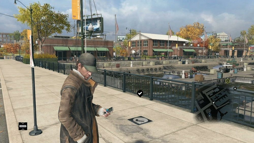 Watch Dogs Guide City Hotspot Locations Watch Dogs