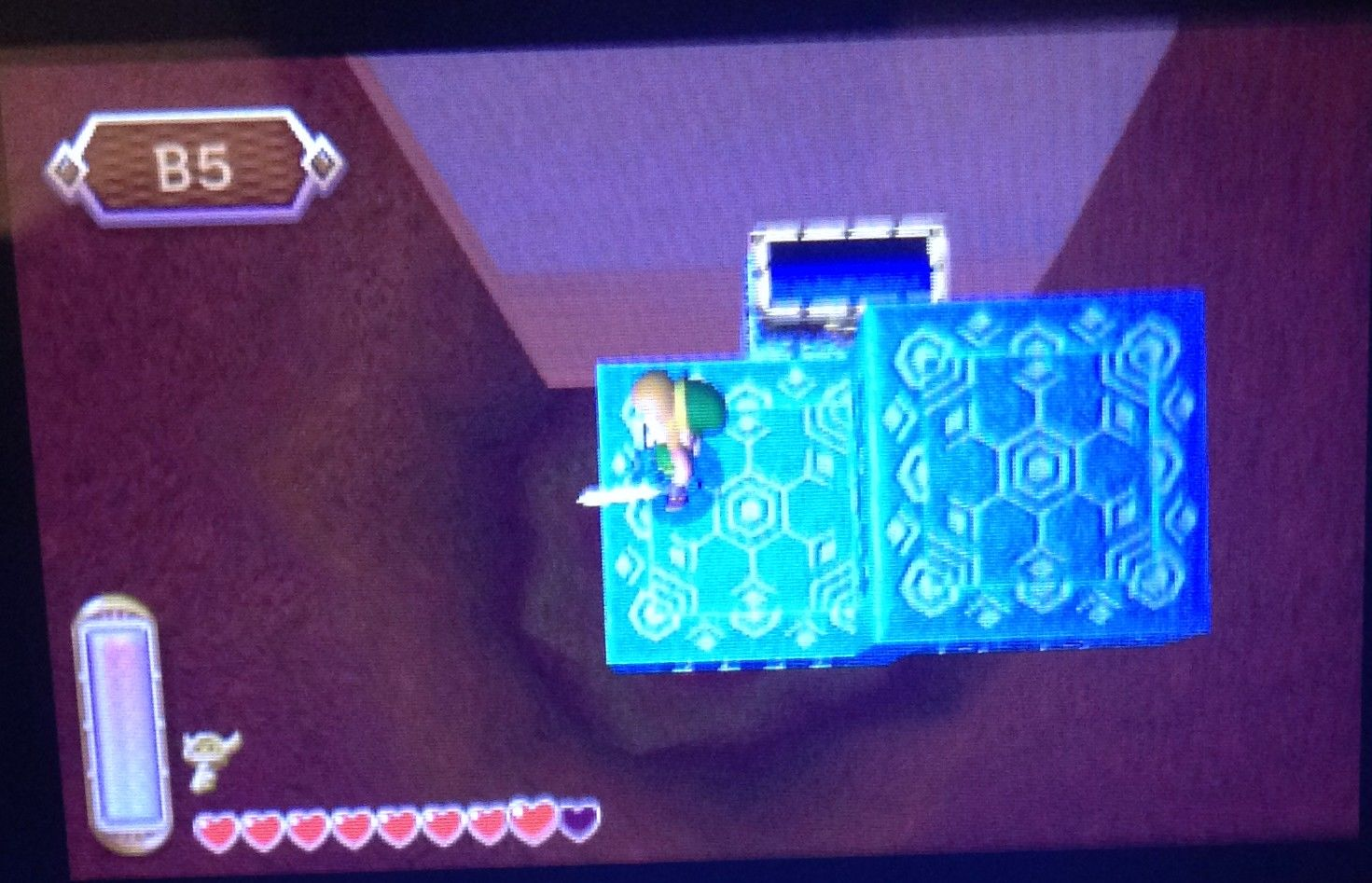 A Link Between Worlds Ice Ruins Guide Legend Of Zelda A Link