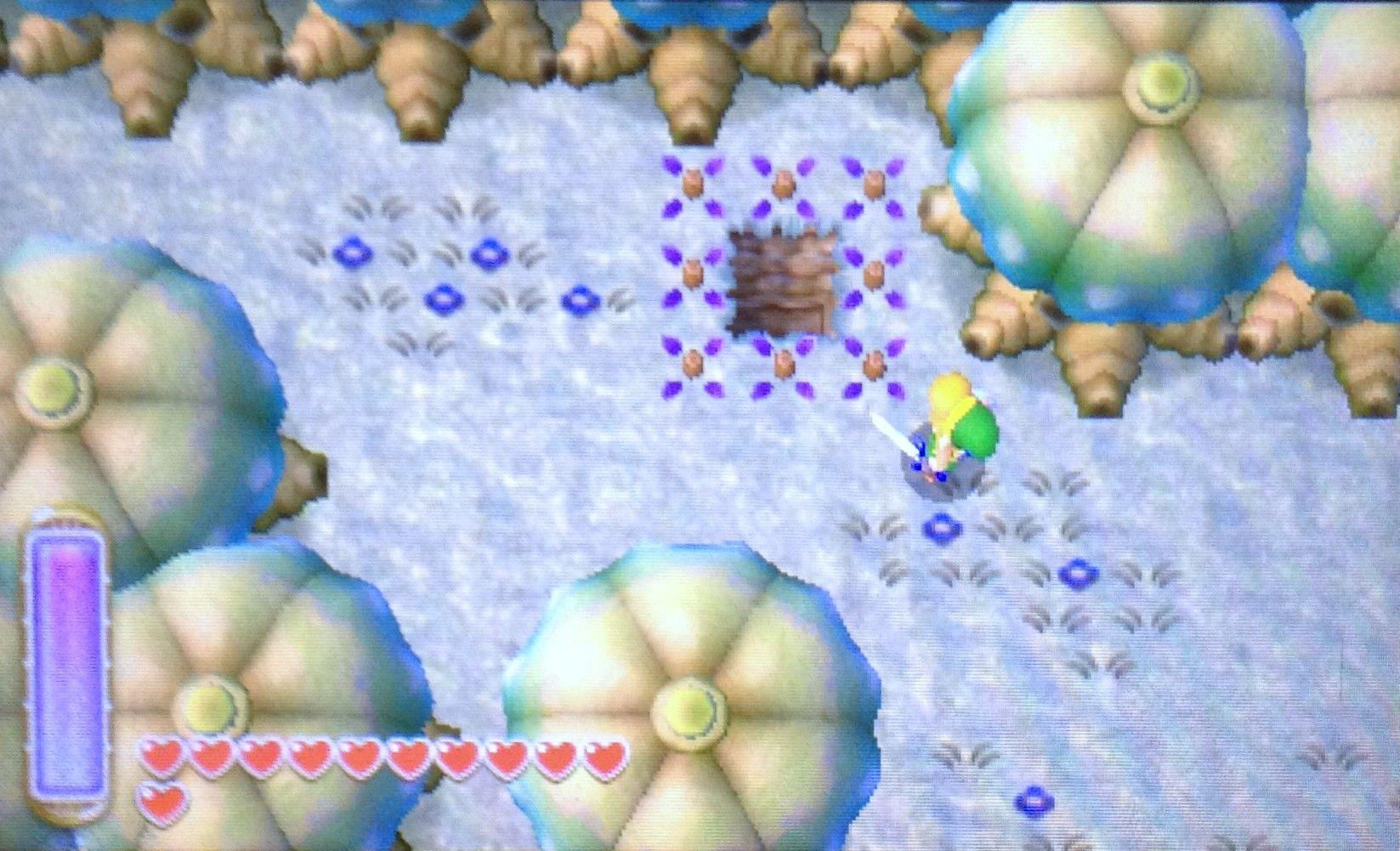 Mini Dungeons: Zelda A Link Between Worlds Guide | Legend of Zelda A